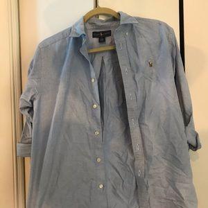 Youth Polo Ralph Lauren button down shirt